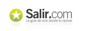 salir.com logotipo