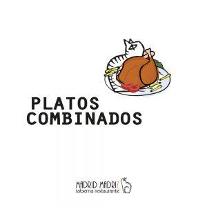 Icono platos combinados Madrid Madriz