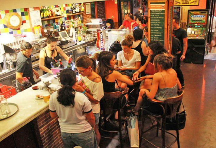 Gente de Madrid Madriz